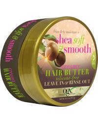 OGX Shea Soft & Smooth Hair Butter, 187ml