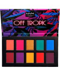 NYX Professional Makeup Off Tropic Shadow Palette, Hasta La Vista