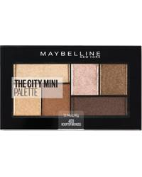 Maybelline The City Mini Eyeshadow Palette, Rooftop Bronzes