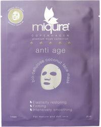 Miqura Anti Age Sheet Mask 5 PCS