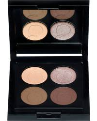 IDUN Minerals Quattro Eyeshadow, 4gr, Vitsippa