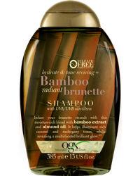 OGX Bamboo Brunette Shampoo, 385ml