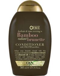 OGX Bamboo Brunette Conditioner, 385ml