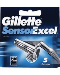 Gillette Sensor Excel 5-pack