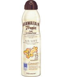 Hawaiian Tropic Silk Hydration Air Soft C-spray SPF15, 177ml
