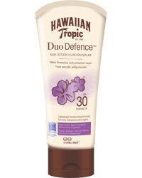 Hawaiian Tropic DuoDefence Sun Lotion SPF30, 180ml