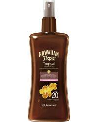 Hawaiian Tropic Protective Dry Spray Oil SPF20, 200ml