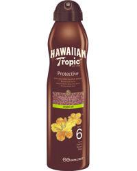 Hawaiian Tropic Dry Oil Argan Contionuous Spray SPF6, 177ml