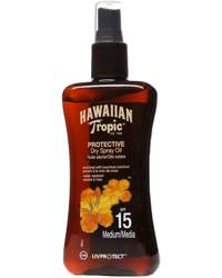 Hawaiian Tropic Protective Dry Oil SPF15, 100ml