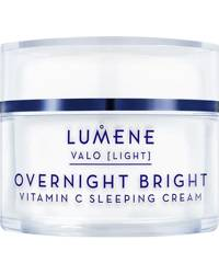 Lumene Valo Overnight Bright Vitamin C Sleeping Cream, 50ml