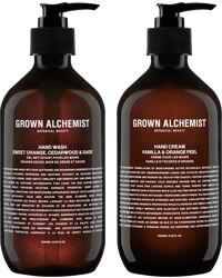 Grown Alchemist Twin Set Hand Wash & Hand Cream 2x500ml