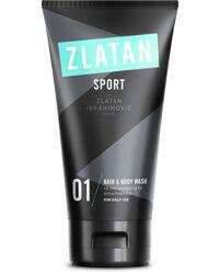 Zlatan Ibrahimovic Zlatan Sport Hair & Body Wash, 150ml