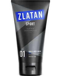 Zlatan Ibrahimovic Zlatan Sport Pro Hair & Body Wash, 150ml