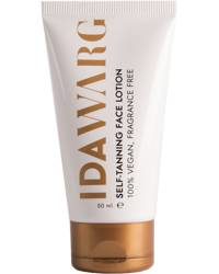 Ida Warg Self Tanning Face Lotion, 50ml