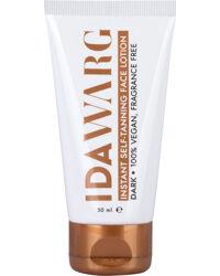 Ida Warg Instant Self Tanning Face Lotion Dark, 50ml