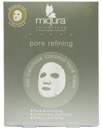 Miqura Pore Refining Mask 5 PCS