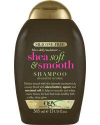 OGX Shea Soft & Smooth Shampoo, 385ml