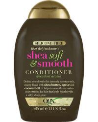 OGX Shea Soft & Smooth Conditioner, 385ml