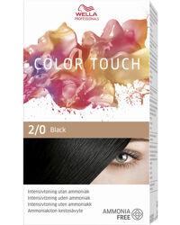 Wella Professionals Color Touch, 2/0 Black