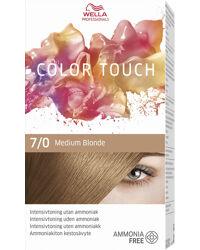 Wella Professionals Color Touch, 7/0 Medium Blond