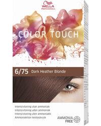 Wella Professionals Color Touch, 6/75 Dark Heather Blonde