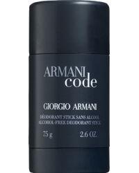 Image of Giorgio Armani Code for Men, Deostick 75ml