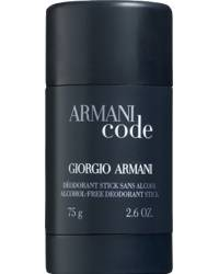 Image of Giorgio Armani Code for Men, Deostick 75ml