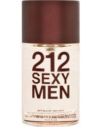 Image of Carolina Herrera 212 Sexy for Men, EdT 30ml
