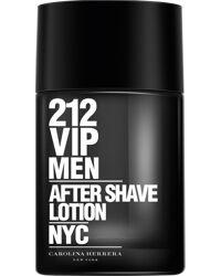 Image of Carolina Herrera 212 VIP Men, After Shave Lotion 100ml