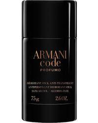 Image of Giorgio Armani Code Profumo, Deostick 75ml