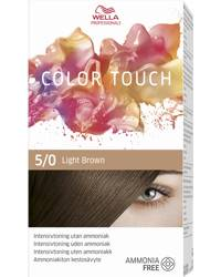 Wella Professionals Color Touch, 5/0 Light Brown