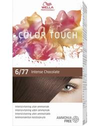 Wella Professionals Color Touch, 6/77 Intense Chocolate