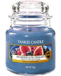 Yankee Candle Classic Small - Mulberry & Fig Delight