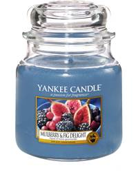 Yankee Candle Classic Medium - Mulberry & Fig Delight