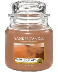 Yankee Candle Classic Medium - Warm Desert Wind