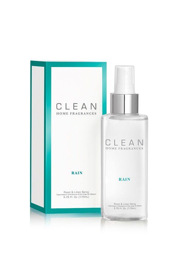 CLEAN Home Collection Rain Linen/Room Spray 170 ml