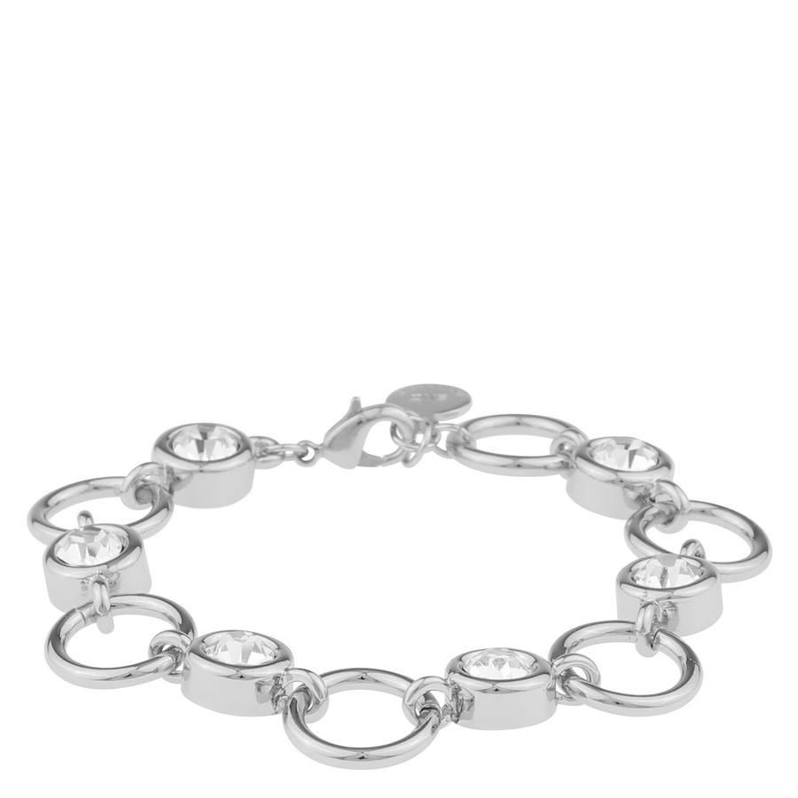 Snö Of Sweden Keira Bracelet ? Silver/Clear