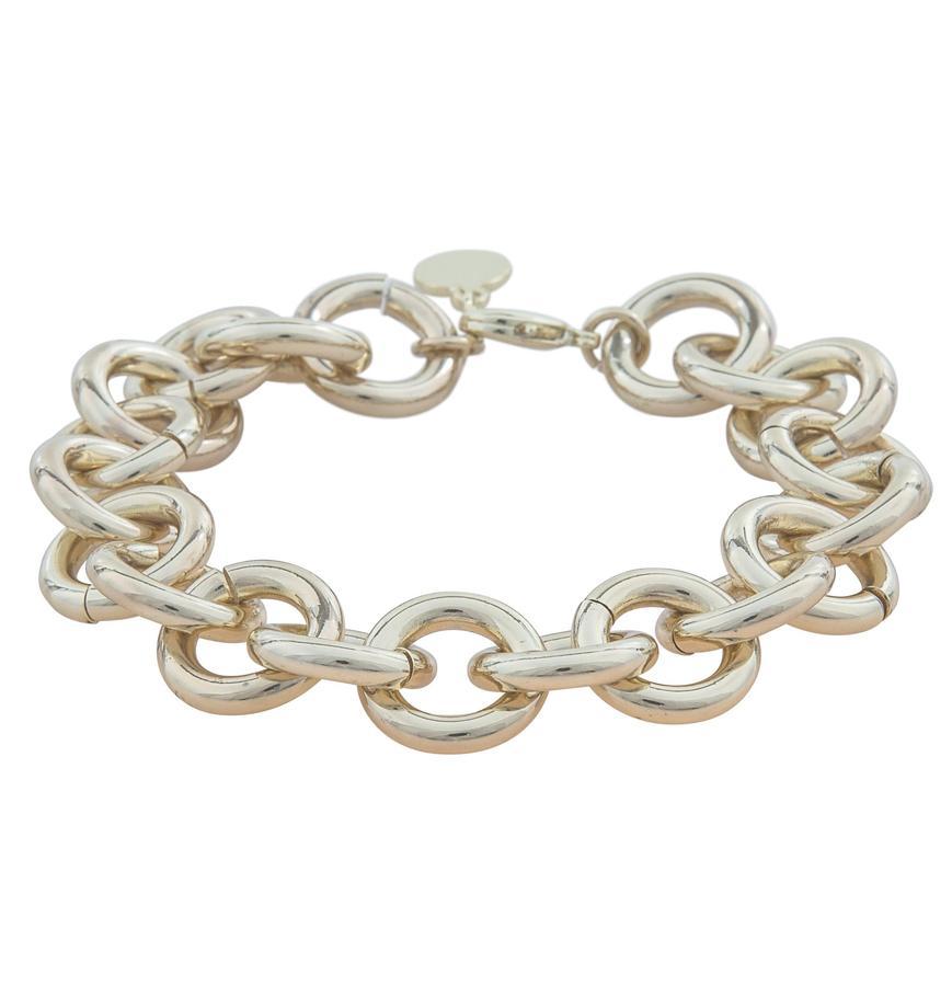 Snö Of Sweden Linked Chain Bracelet - Gold