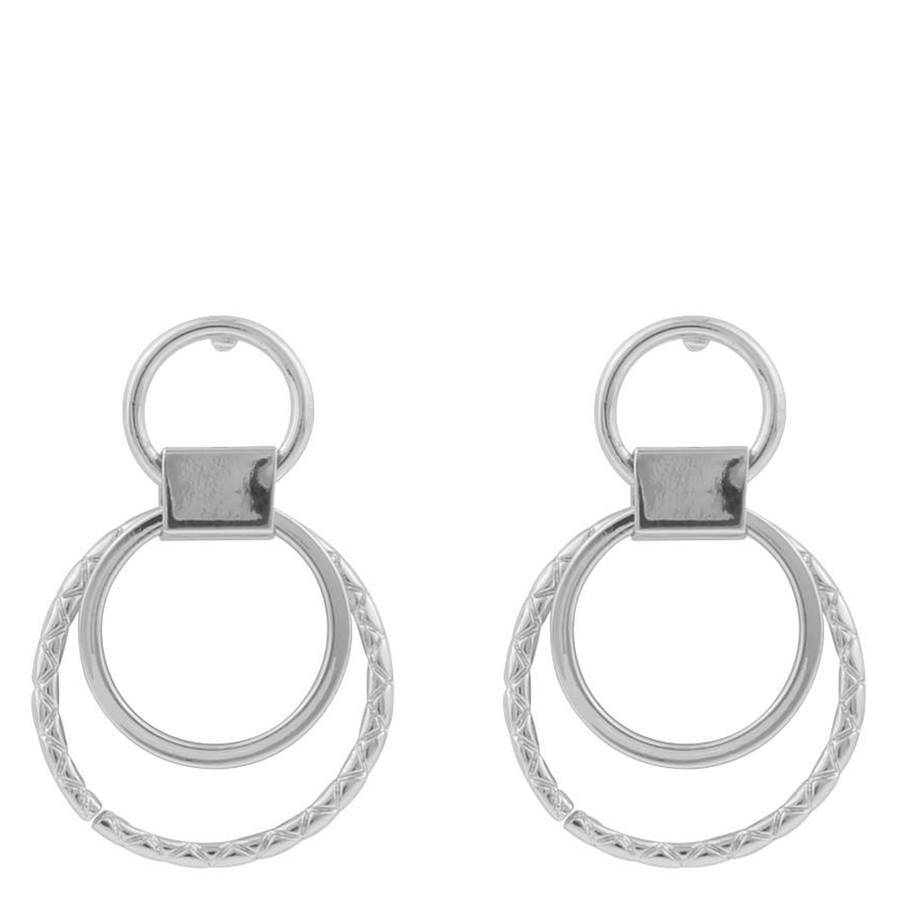 Snö Of Sweden Capella Small Round Earring ? Silver