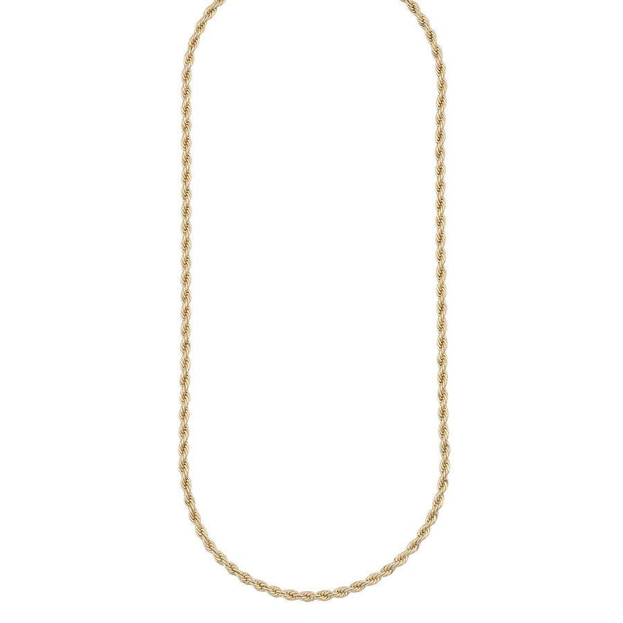 Snö Of Sweden Chase Hege Necklace 60 – Plain Gold