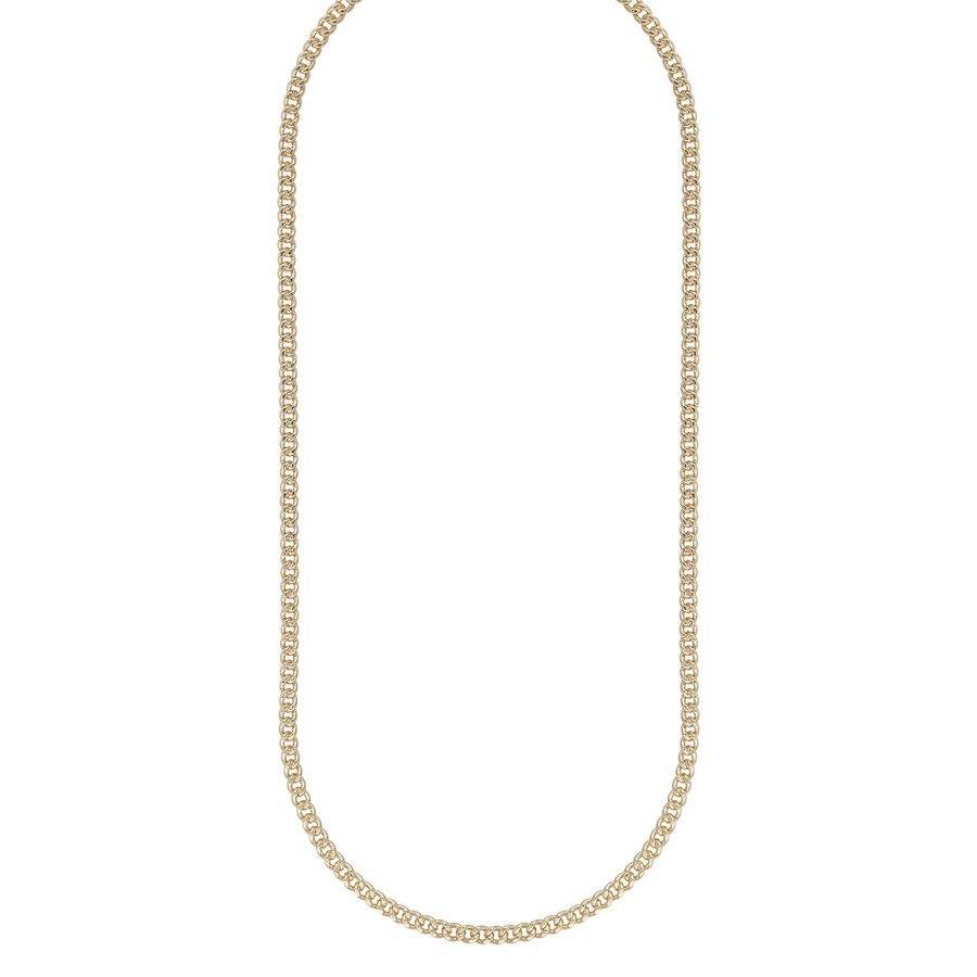 Snö Of Sweden Chase Brad Small Necklace 60 – Plain Gold