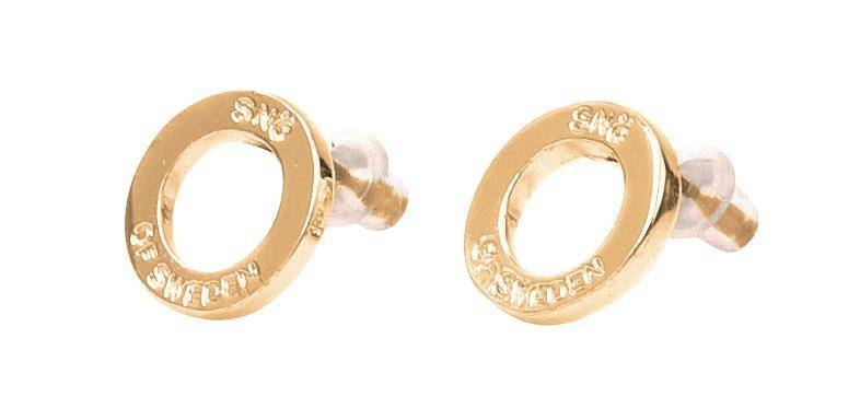 Snö Of Sweden Hege Small Earring - Gold
