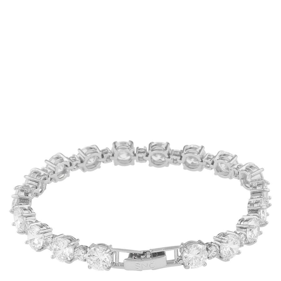 Snö Of Sweden Duo Bracelet ? Silver/Clear