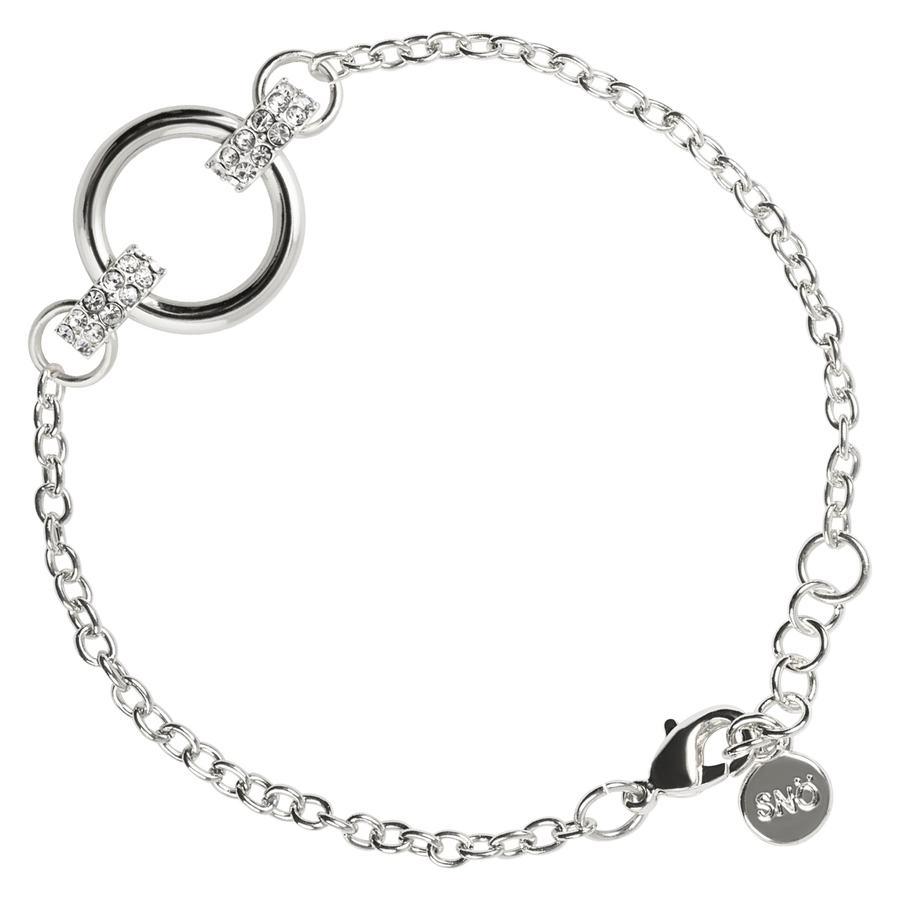 Snö of Sweden Adara Chain Brace Silver/Clear