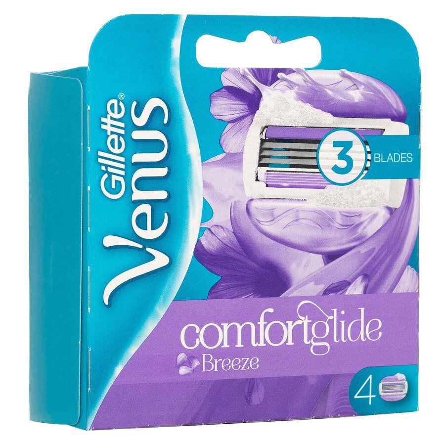 Gillette Venus Breeze 4-pack
