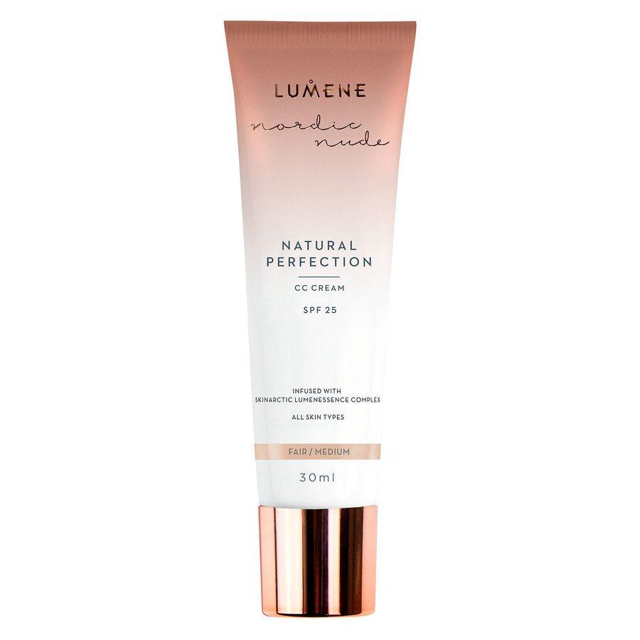 Image of Lumene Nordic Nude Natural Perfection CC Cream 30 ml – Fair/Medium