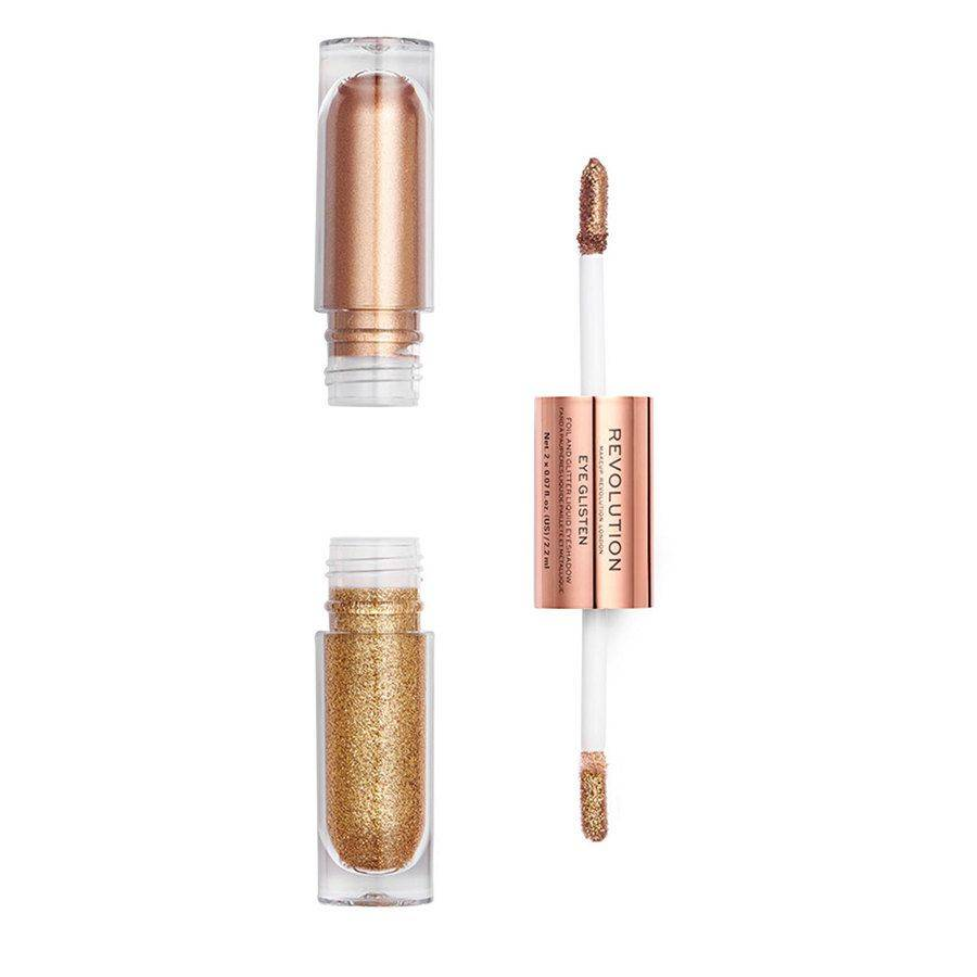 Makeup Revolution Eye Glisten Foil And Glitter Liquid Eyeshadow Dreamland 2x2,2ml
