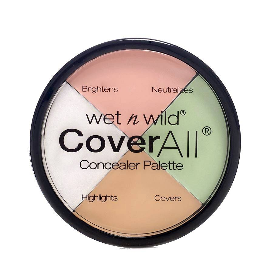 Wet`n Wild Wet n Wild CoverAll Colour Correcting Concealer Palette 6,5g