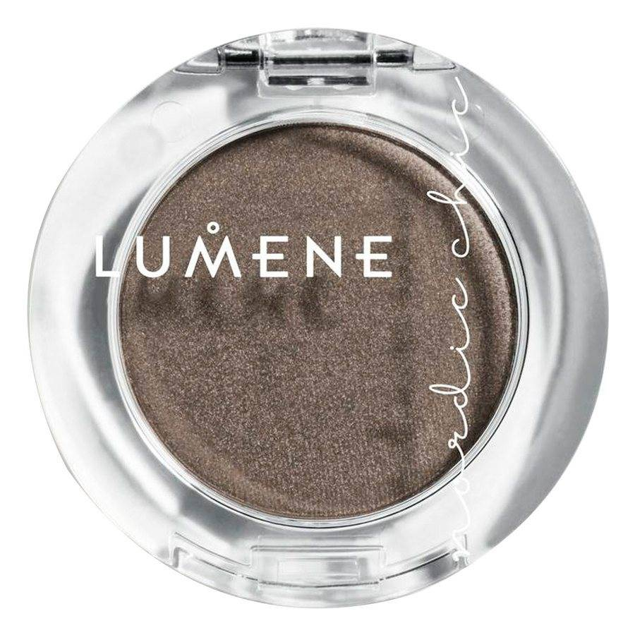 Lumene Nordic Chic Pure Color Eyeshadow 2,5 g – 3 Silver Sky