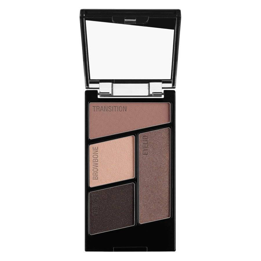 Wet`n Wild Wet'n Wild Color Icon Eyeshadow Quads — Silent Treatment